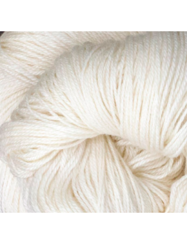 70% SuperWash Bluefaced Leicester (BFL) 20% Soie 10% Cachemire