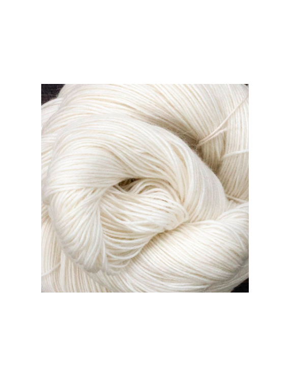 50% Mérinos Superwash 50% Coton