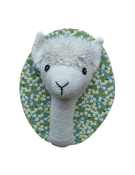 """Kit """"je crochete NEIGE"""""""