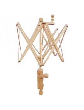Knitter Yarn Swift Umbrella Wooden SCHEEPJES