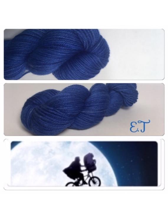 """""""E.T."""" Fil DK 100% Baby Alpaga"""