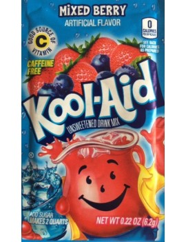 Kool-Aid Mixed Berry