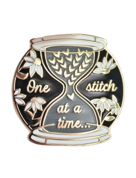"""One Stitch at a Time"" Pins"