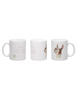 """""""J'peux pas, je bois un thé avec Till """" Mug"""