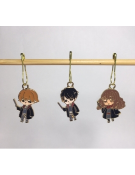 """""""Harry Potter Le Trio"""" Anneau marqueur"""