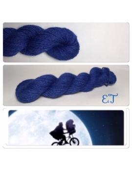 """E.T."" Alpaga Merinos Ramie"