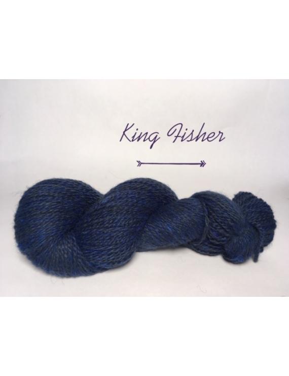"""King Fisher"" Fil DK Baby Alpaga/Ile de France"