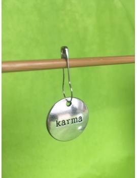 """""""Karma"""" Anneau marqueur"""