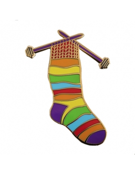 """Chaussette"" Pins"