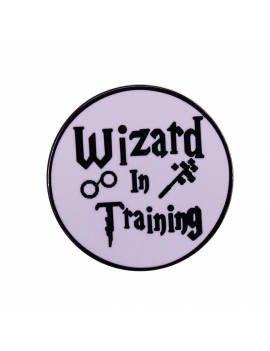 """Wizzard In Training"" Pins Harry Potter"