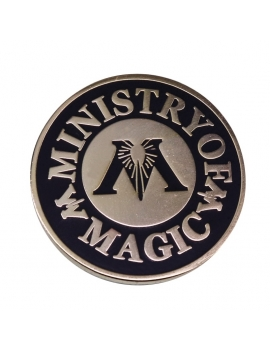 """Ministry Of Magic"" Pins Harry Potter"