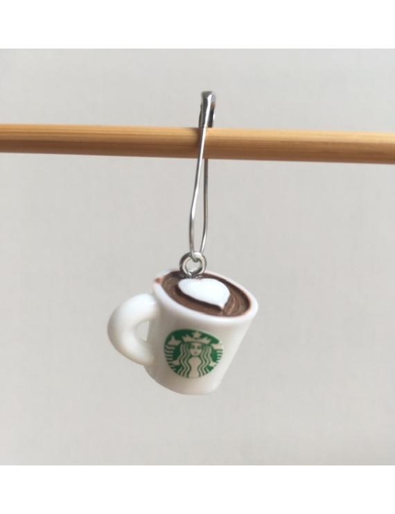 """""""StarB Tasse Café"""" Anneau marqueur Amovible"""