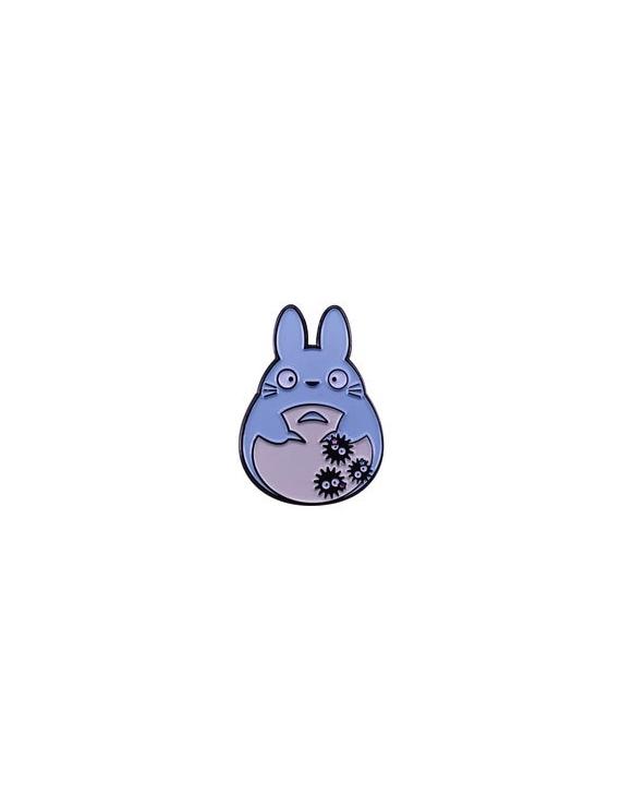 """""""Totoro Bleu"""" Pins"""