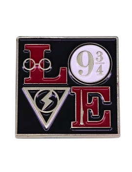 """Love"" Pins inspiration Harry Potter"