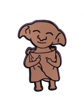 """Dobby"" Pins Harry Potter"
