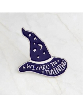 """Wizard in Training le chapeau"" Pins Harry Potter"