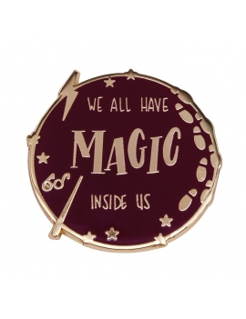 """We All Have Magic"" Pins Harry Potter"