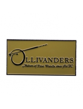 """Ollivanders"" Pins Harry Potter"