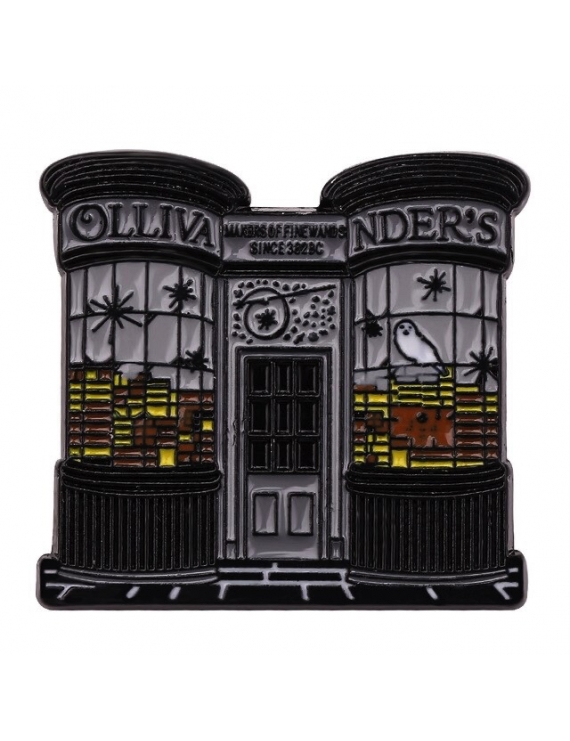 """Ollivanders Le Magasin"" Pins Harry Potter"