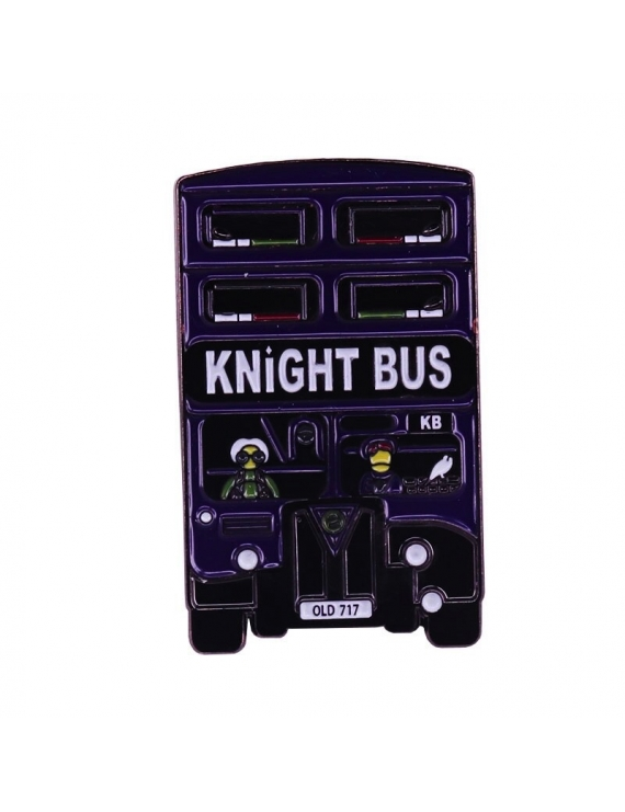 """Knight Bus"" Pins Harry Potter"