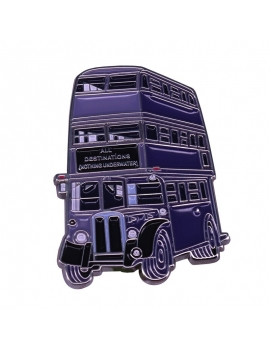 """All Destination Bus"" Pins inspiration Harry Potter"