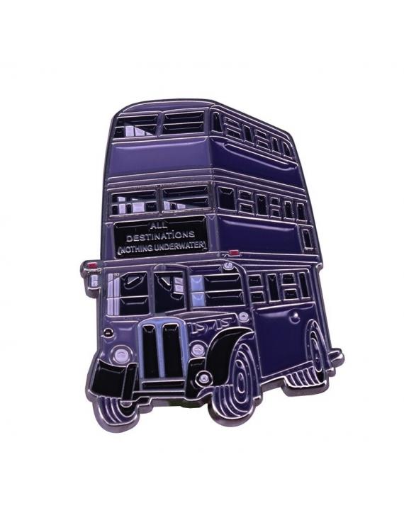 """All Destination Bus"" Pins Harry Potter"
