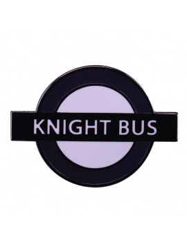 """Knight Bus Rond"" Pins Harry Potter"