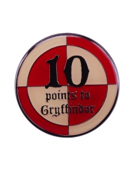 """10 Points to Gryffordor"" Pins Harry Potter"