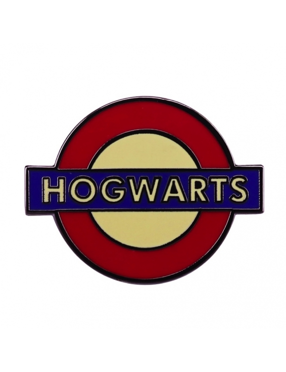 """Poudlard/Hogwarts le badge"" Pins Harry Potter"