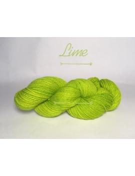 """""""Lime"""" Fil DK Baby Alpaga/Ile de France"""