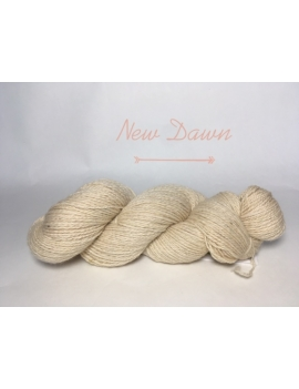 """New Dawn"" Fil DK Baby Alpaga/Ile de France"