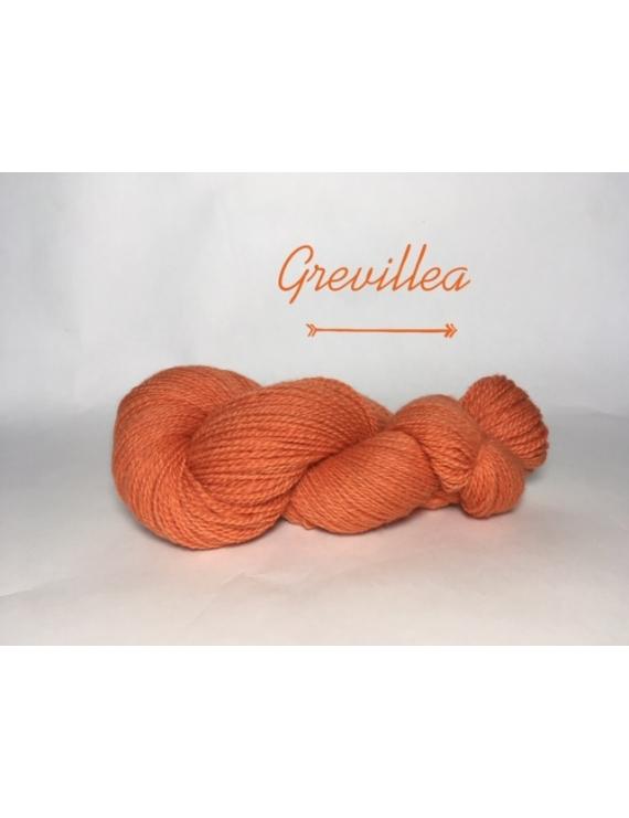 """Grevillea"" Fil DK Baby Alpaga/Ile de France"