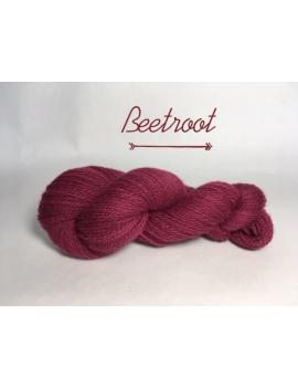 """Beetroot"" Fil DK Baby Alpaga/Ile de France"