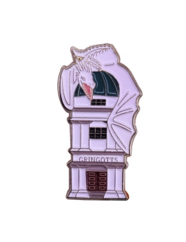"""Evasion de la banque Gringotts"" Pins Harry Potter"