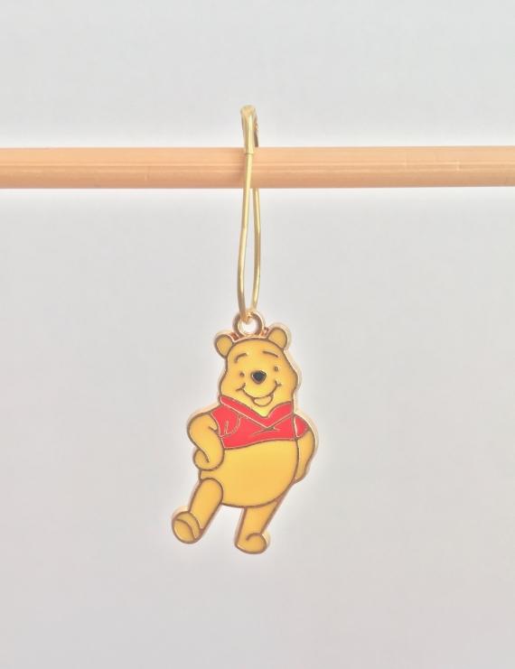 """""""Winnie l'Ourson"""" Anneau marqueur"""