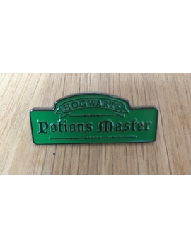 """Potions Master"" Pins Harry Potter"