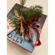 "Christmas Box ""Bonhomme de Neige"""