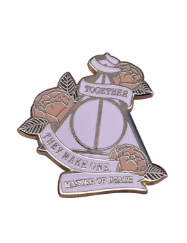 """Together they make one"" Pins inspiration Harry Potter"