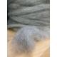 Ruban 100 % Alpaga Silver Grey