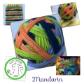 Self-Striping Yarn